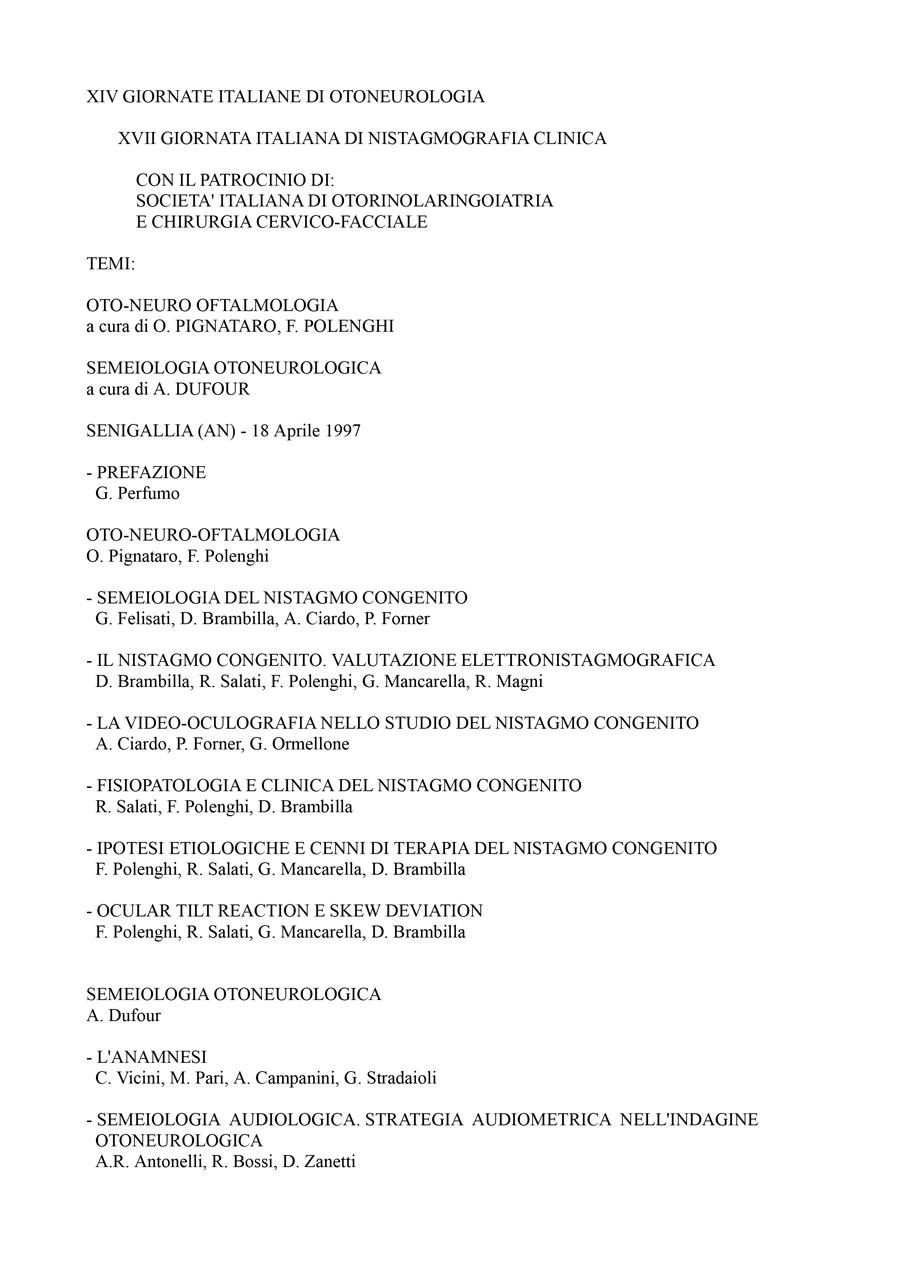 XVII-Giornata-Italiana-Di-Nistagmografia-Clinica---1997-1